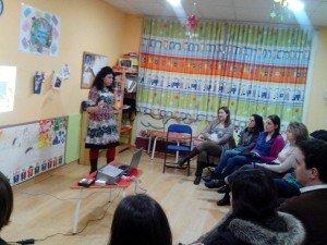 """Centro Educación Infantil """"La Locomotora"""""""